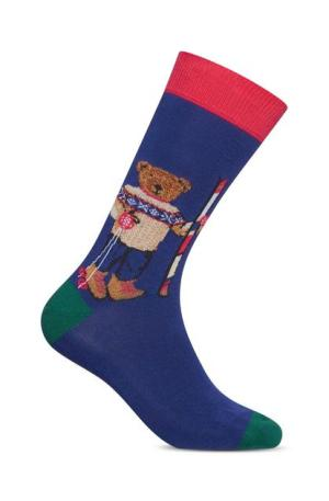 chaussettes teddy bear