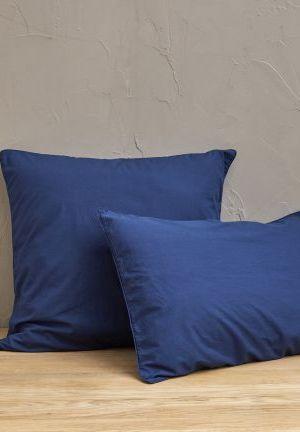 percale lavée bleu de chauffe