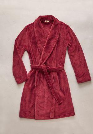kimono polaire femme baie sauvage