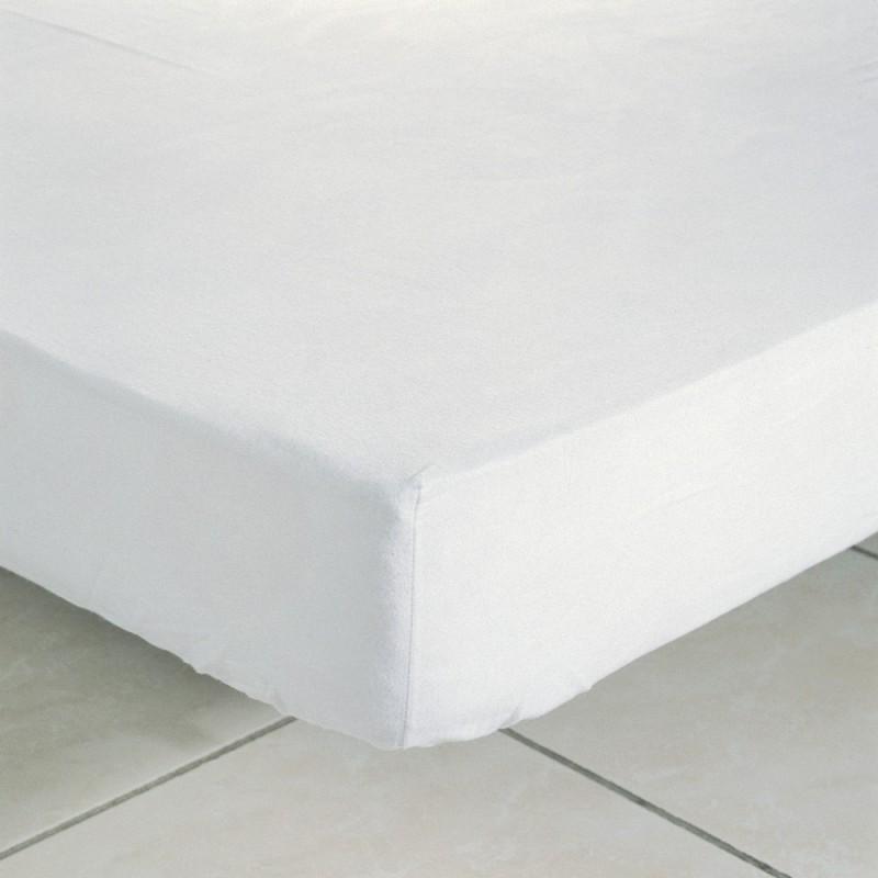 gentiane molleton impermeable protege matelas toison d or linge mat