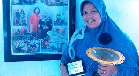 Asnaini, Perempuan Gayo penerima Anugerah Saparinah Sadli Award
