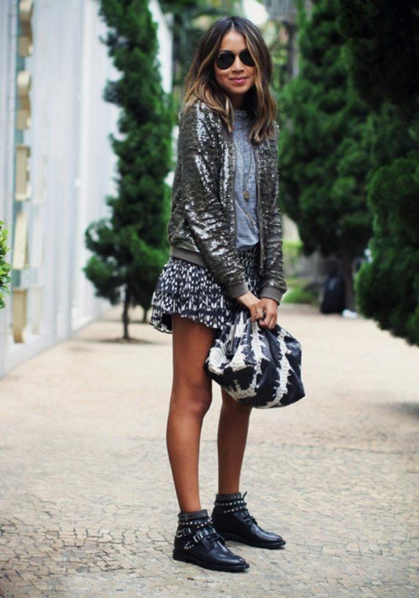 Winter-Layers-Looks-of-the-Week-Fashion-Blogger-Street-Style-Sequined-Jacket-600x855