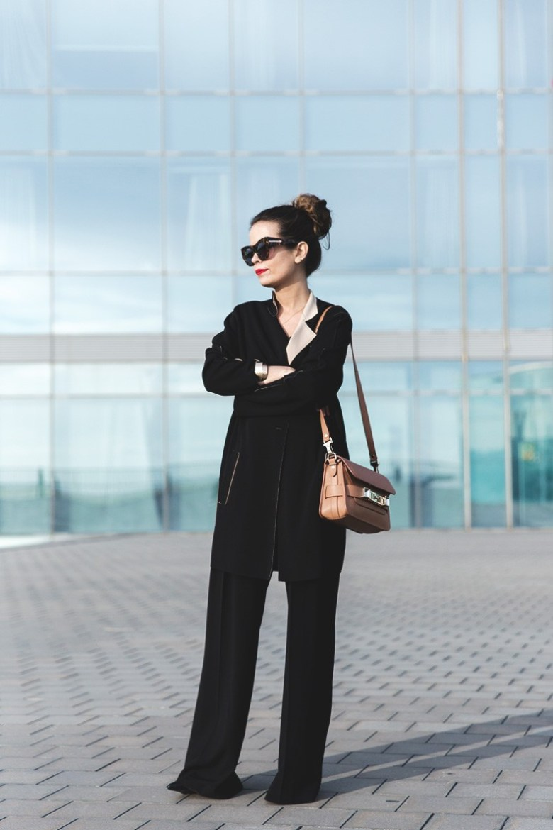 080_mango_spring_summer-palazzo_trouusers-trench_coat-total_black-outfit-collage_vintage-street_style-26-790x1185