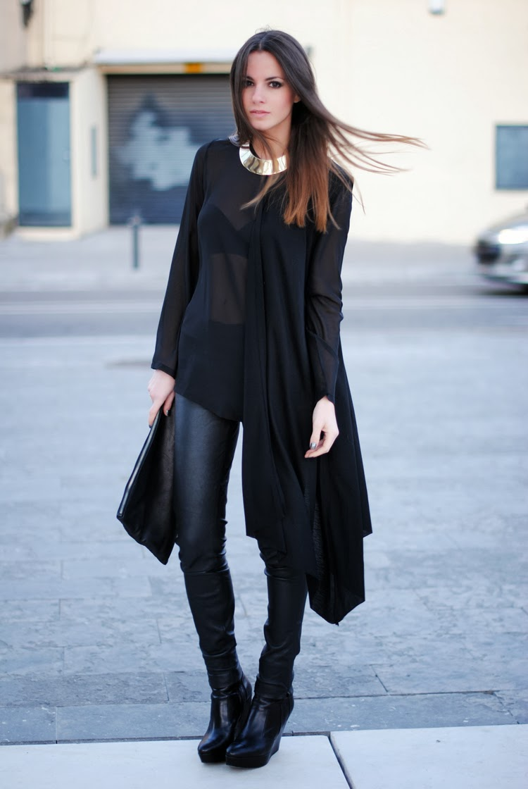 total-black-look