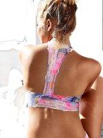 Victoria's Secret Tropical lace Push-up Bralette & Thong panty XS /TP Pastel Marble Mon, 13 Sep 2021 06:01:25  +0400