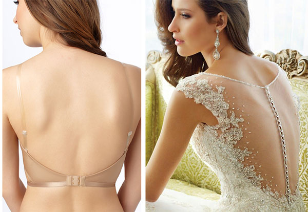 Dos Nos back & Sophia Tolli 2015 Bridal Collection