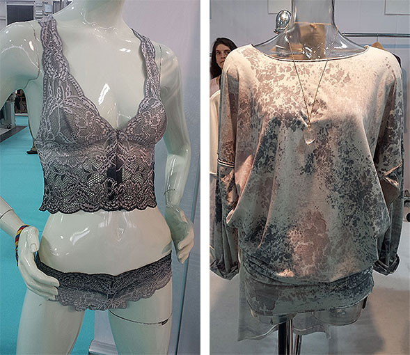 Clo Intimo and Rock Cotton on Lingerie Briefs