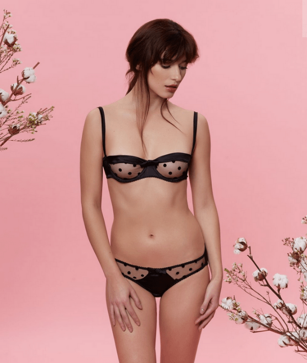 Sarah Brown London Made to Order Lingerie in the Gallery on Lingerie Briefs