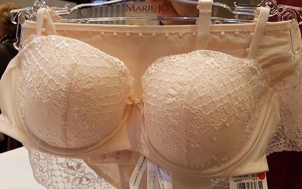 Marie Jo on lingerie Breifs