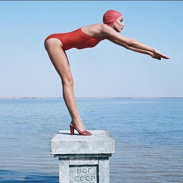 Louis Reard Swimwear on Lingerie Briefs