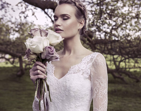 Ellis wedding dress featured on Lingerie Briefs