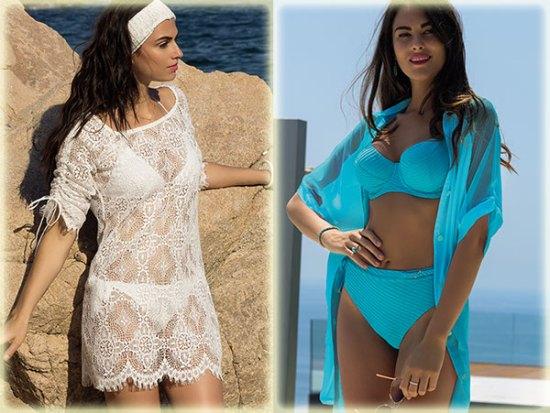 Lie Charmel Swimwear on Lingerie Briefs