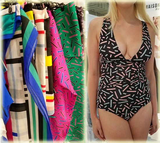 Maison Lejaby Swimwear on Lingerie Briefs