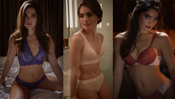 The Little Bra Company - bra styles for petite women as seen on Lingerie Briefs