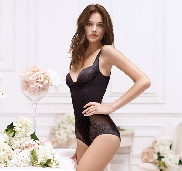 Janira Secrets Figure 'The Body' featured on Lingerie Briefs