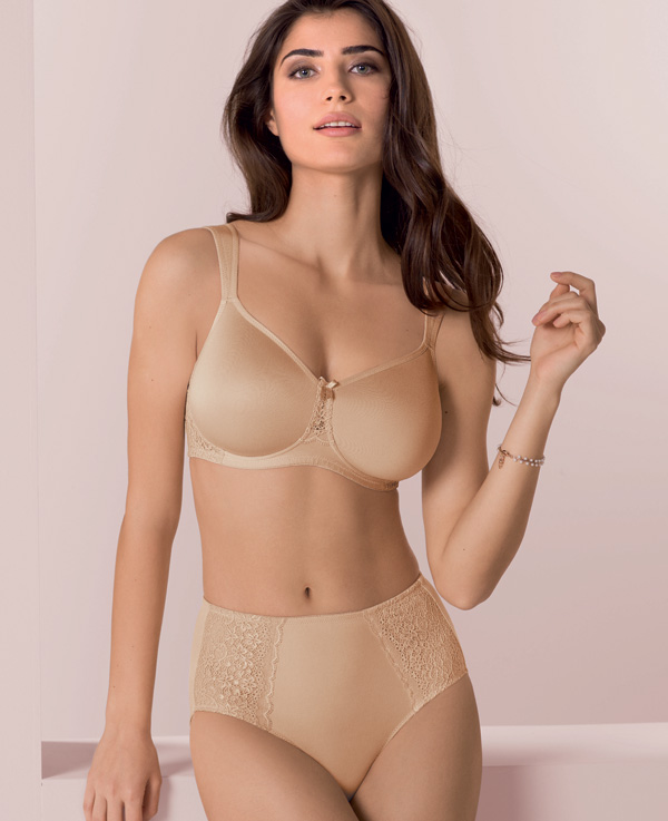 HAVANNA - Comfort bra with foam cup