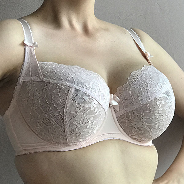 Ewa Michalak bras for larger busted women on Lingerie Briefs
