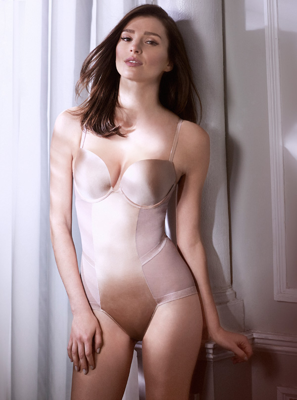 Infinite Edge Bodysuit by Le Mystere - featured on Lingerie Briefs