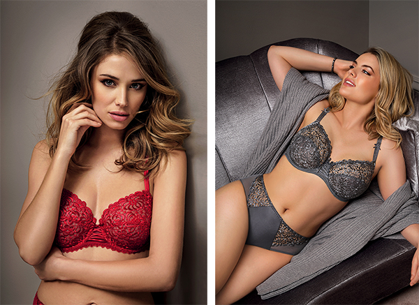 Antinea from Lise Charmel Fashion Guipure Group on Lingerie Briefs
