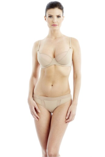 ADDICTION NOUVELLE FULL CUP BRA - NUDE