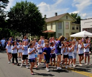 Mayfest Parade