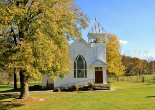 I especially enjoy local landmarks and am currently working on note-cards depicting some of the churches in the county.