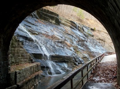PawPaw Tunnel, West Virginia (part of the C&O Canal)