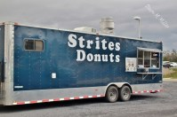 Strite's bought their first food truck in 2007.