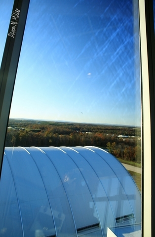 Looking out the Windows of the Observation Tower(w)# (1)