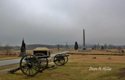 Gettysburg in February(e)# (1)