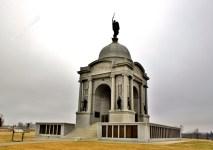 Gettysburg in February(e)# (3)