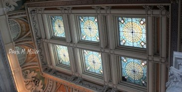 Looking Up in the Library of Congress