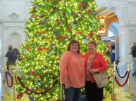 Christmas at LOC in Washington DC