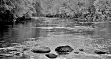 Shenandoah River rocks