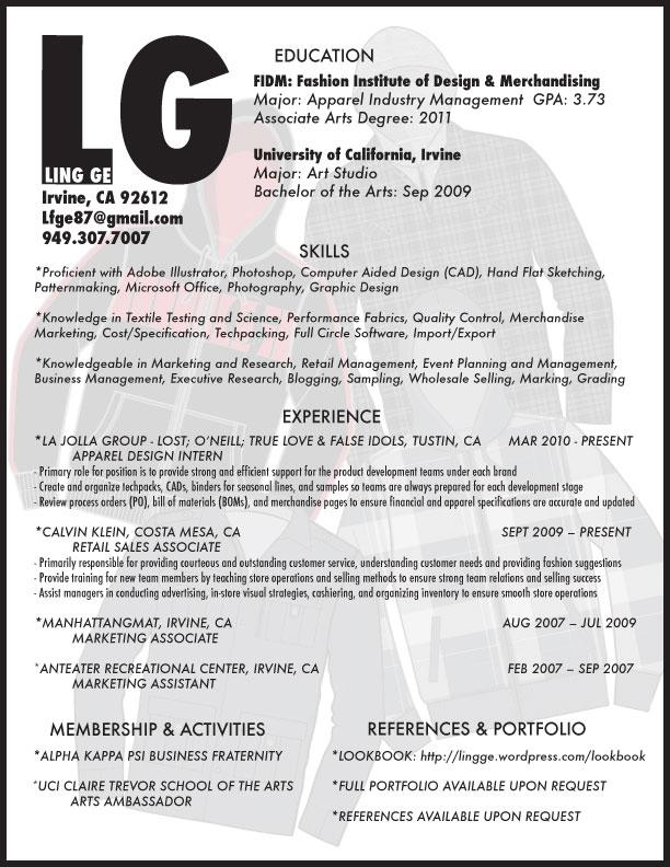LG Resume Project LG