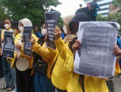 Mahasiswa Gelar Aksi Tuntut Jokowi, 11 Poin ini Jadi Sorotan
