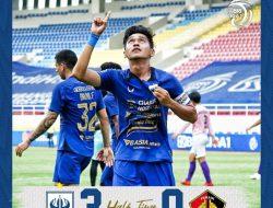 Panen Poin, PSIS Unggul 3-0 Atas Persik Kediri