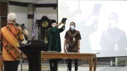 Sumarno Jabat Sekda Jateng, Ganjar Minta Segera Rancang RAPBD 2022