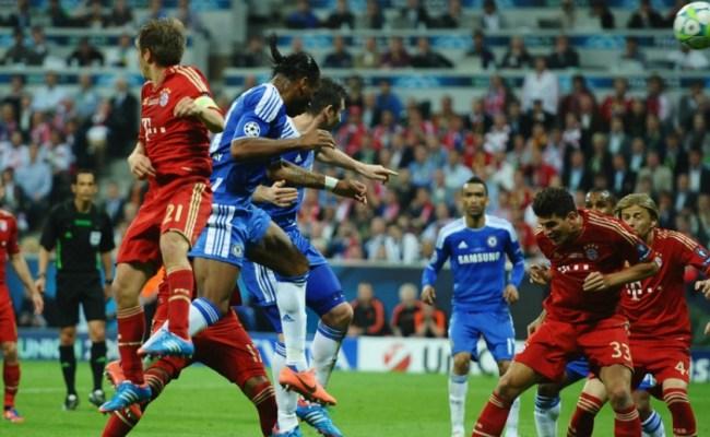 Final Champions League 2012 Chelsea Vs Bayern Munich 4 3
