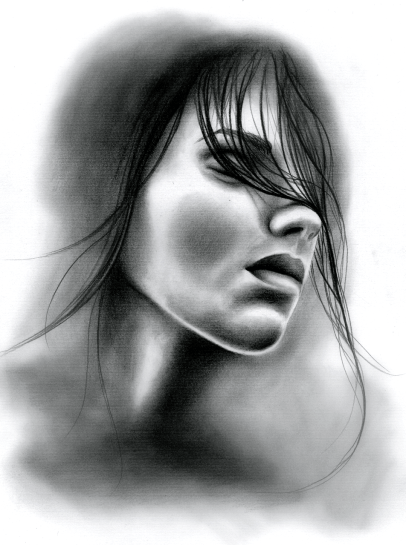 Drawing by Ling McGregor