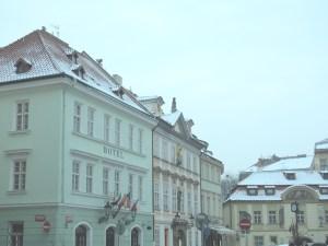 プラハの街並み2