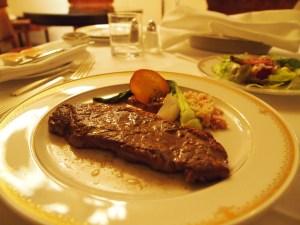 ミラコスタの食事2