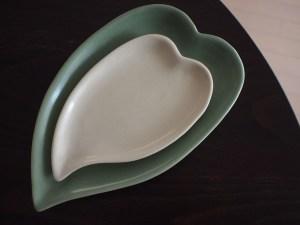 セラドンの皿