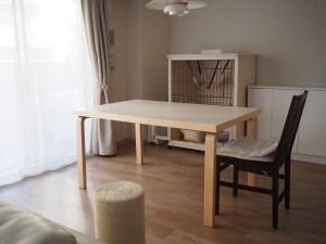 アルテックのテーブル