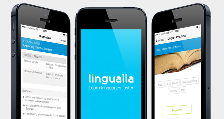 lingualia mobile app