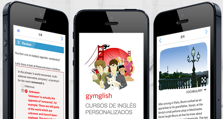 gymglish app iphone android