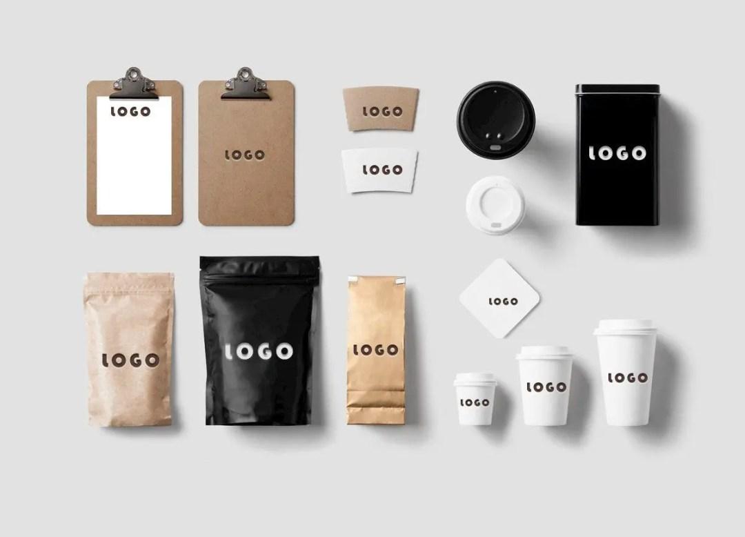 تصميم هوية المقهى