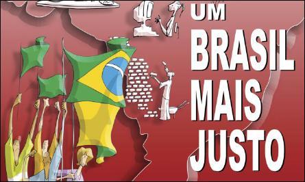 Brasil bate recorde em queda de desigualdade social