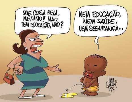 Humor do Facebook