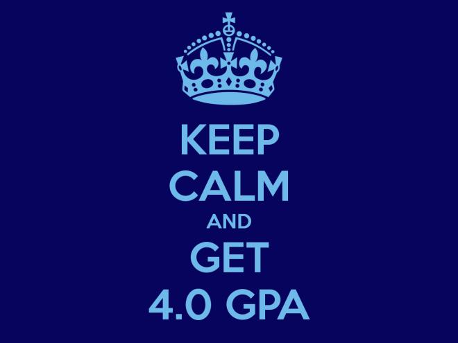 Как посчитать GPA